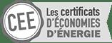 Logo Certificats d'Economies d'Energies