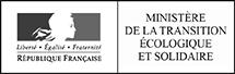 Logo Ministère de la Transition Ecologique et Solidaire