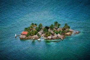 Les îles Robeson