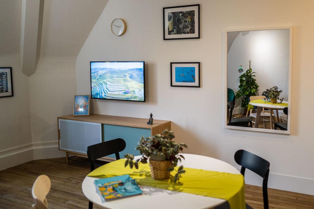 L'appartement de Clara - Fondation GoodPlanet